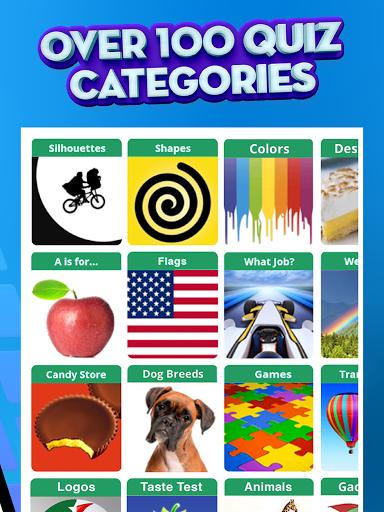 100 PICS Quiz - Guess Trivia, Logo & Picture Games Apkfinish screenshots 14