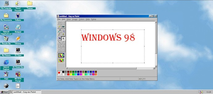 Win 98 Online Simulator – Without Ads For Android 4