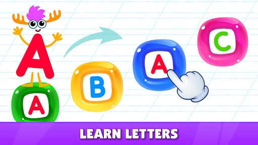 Bini Super ABC! Preschool Learning Games for Kids!  screenshots 2