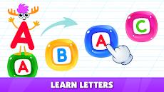 Bini Super ABC! Preschool Learning Games for Kids!のおすすめ画像2