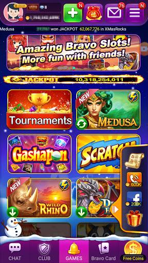 Bravo Casino- Free Vegas Slots android2mod screenshots 23