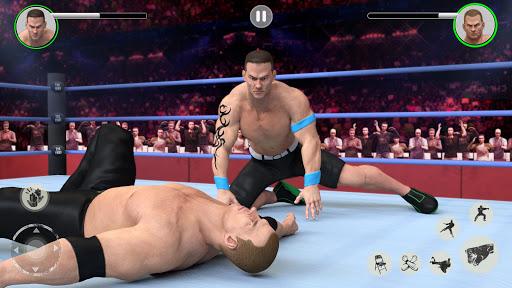 Men Tag Team Wrestling 2019: Fighting Stars Mania 1.0.2 Screenshots 1