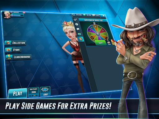 HD Poker: Texas Holdem Online Casino Games apkslow screenshots 7