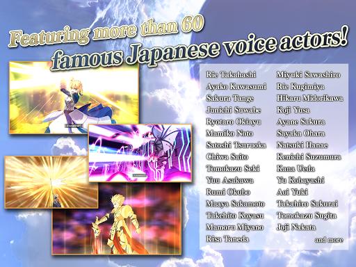 Fate/Grand Order (English) goodtube screenshots 11