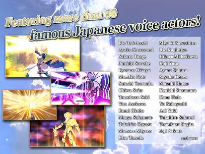 Fate/Grand Order (English) fgo jp apk Lastest Version 2021** 17