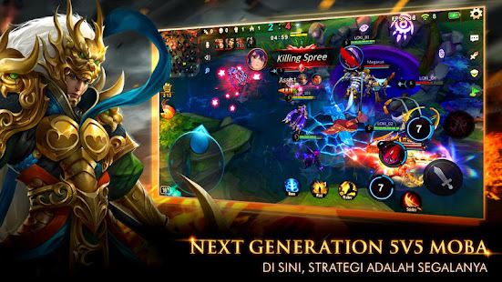 How to hack Legend of Kingdoms for android free
