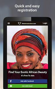 AfroIntroductions - African Dating App 4.2.2.3426 Screenshots 5
