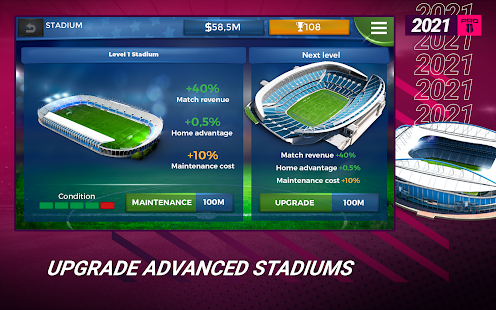 Pro 11 - Football Management Game 1.0.82 Screenshots 7
