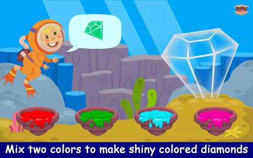 Kiddos under the Sea : Fun Early Learning Games 1.0.3 screenshots 5