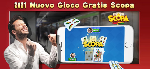 Scopa:Italian Card Game online  screenshots 13