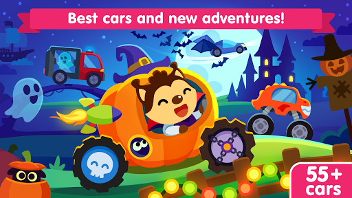 Car game for toddlers: kids cars racing games  screenshots 1
