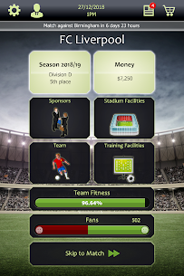 Football Tycoon  Apps App For PC (Windows 7, 8, 10) Free Download 1