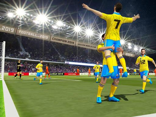 Soccer u26bd League Stars: Football Games Hero Strikes 1.6.0 screenshots 18
