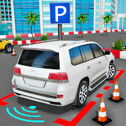 Modern Cars Parking: Doctor Driving Games