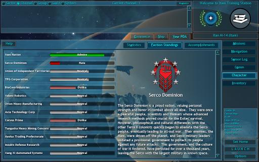 Vendetta Online (3D Space MMO)  screenshots 9
