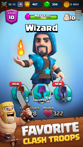 Clash Quest apk  screenshots 3