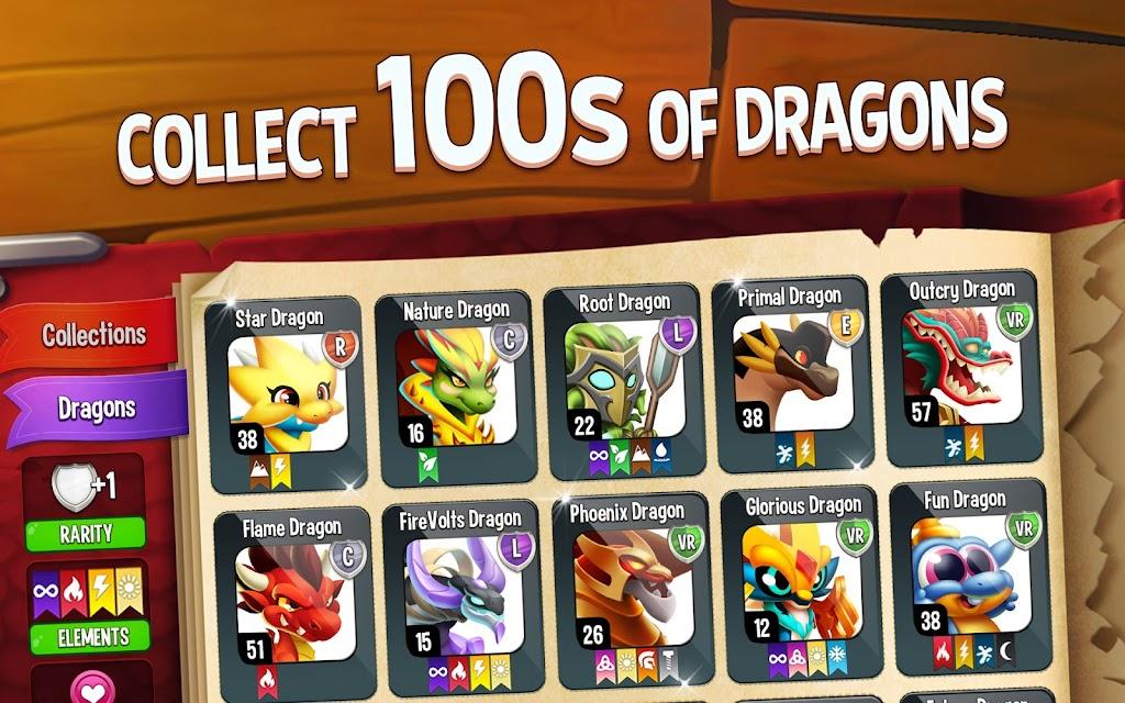 Dragon City Mobile poster 8