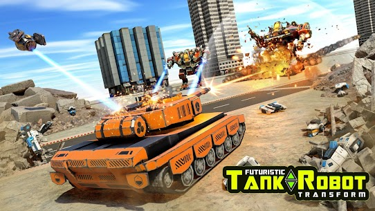 Tank Robot Car Games For Pc (Windows And Mac) Free Download 1