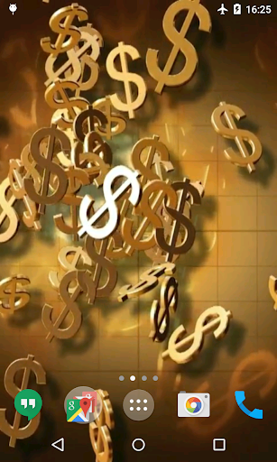 3D Money Video Live Wallpaper For PC Windows (7, 8, 10, 10X) & Mac Computer Image Number- 9