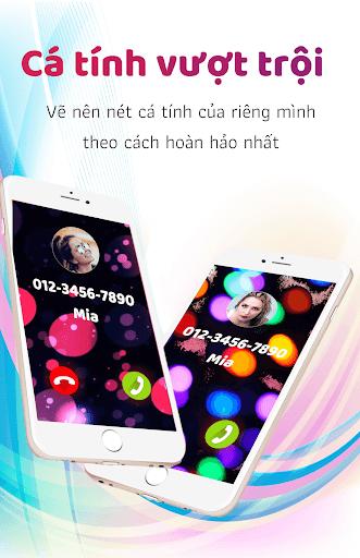 Call Screen-Color Phone, Call Flash, Theme Changer 1.2.8 Screenshots 4