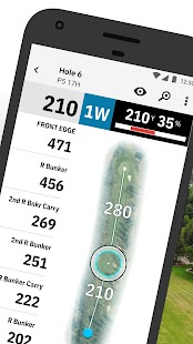 Golfshot:  Golf-GPS & Statistiken Screenshot