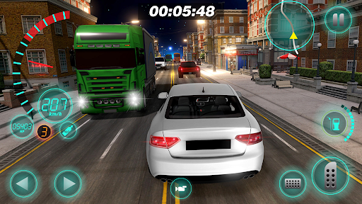 Driving Simulator  screenshots 1