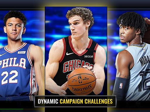 NBA LIVE Mobile Basketball 5.1.20 screenshots 5