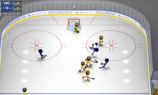 Stickman Ice Hockey  Screenshots 13