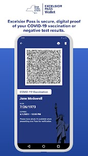 NYS Excelsior Pass Wallet Apk 2