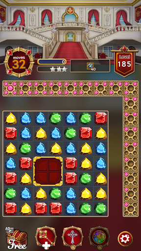 Grand Jewel Castle: Graceful Match 3 Puzzle 1.2.5 screenshots 6