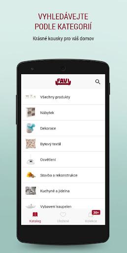 Favi.cz - vyhledu00e1vau010d nu00e1bytku 1.5.6 Screenshots 1