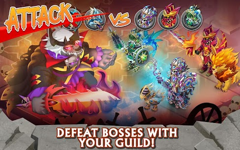 Knights and Dragons APK 4