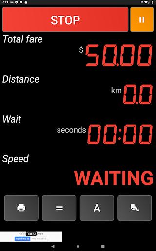TAXImet - Taximeter  Screenshots 11