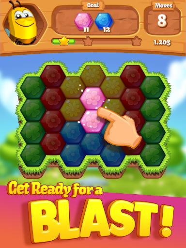 Bee Brilliant Blast 1.33.1 screenshots 11