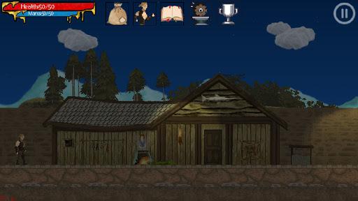 Gothic: ArnaLLiA - RPG platformer 0.7.3 screenshots 5