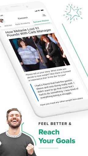 Carb Manager: Keto Diet App & Macros Tracker apktram screenshots 8