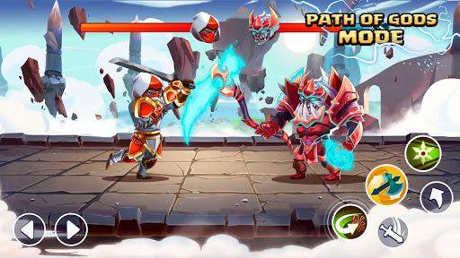 Tiny Gladiators 2: Heroes Duels - RPG Battle Arena apkdebit screenshots 1
