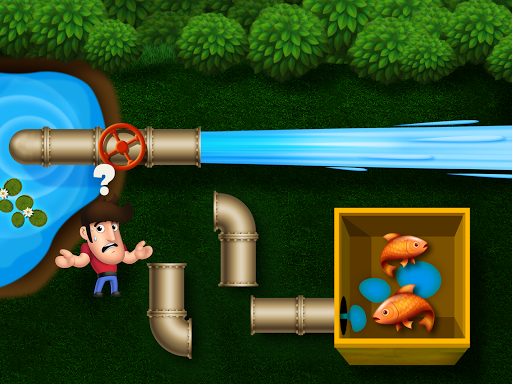 Diggy's Adventure: Mine Maze Levels & Pipe Puzzles 1.5.495 screenshots 1