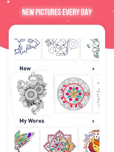 RECOLLECT: Color by Number apkpoly screenshots 9