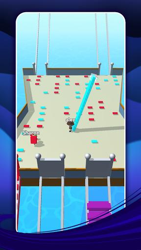 Bridge Run: Stairs Build Competition screenshots 4