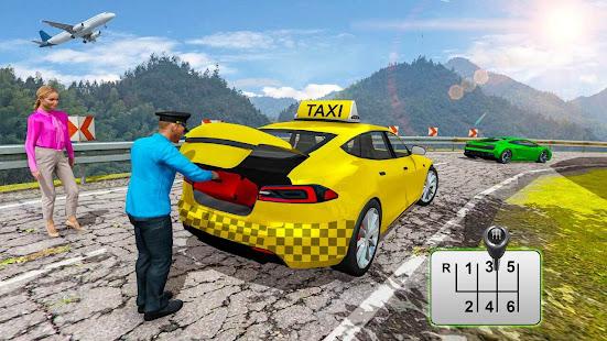 Crazy Taxi Driver: Taxi Game 3.3 Screenshots 1