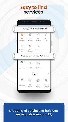 PayNearby Retailer - Aadhaar ATM, Money Transfer android2mod screenshots 2