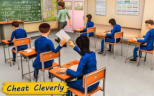 High School Cheating Boy Cheater Bob School Games 1.5 screenshots 12
