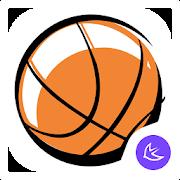 Basketball-APUS Launcher theme