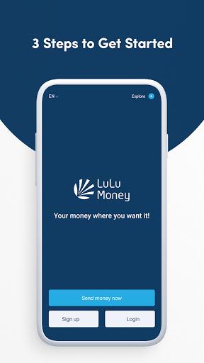 Lulu Money- Send Money, Instant Money Transfer android2mod screenshots 2