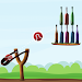 Bottle Shooting Game Icon