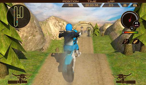 Motocross Race Dirt Bike Games screenshots 13