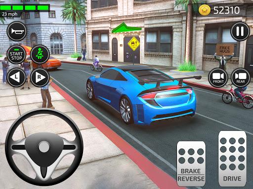 Driving Academy: Car Games & Driver Simulator 2021 3.0 Screenshots 9