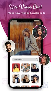 Girls Mobile number & Random video call with girls 5
