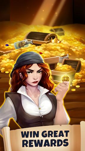 Pirates & Puzzles - PVP Pirate Battles & Match 3  screenshots 5